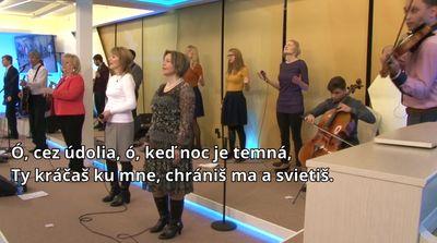 Pieseň Šalamúnova | olivymusic 2017
