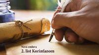 Nová zmluva - 2. list Korinťanom