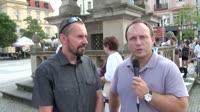 Nechme Izrael žít - Ostrava 5.8. 2014