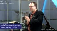Boží přítomnost je tvá odměna - Martin Mazúch