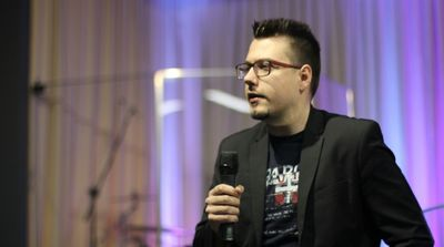 Boh chce prebývať v tebe - Andrej Šulek