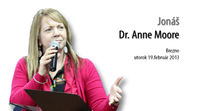 Dr. Anne Moore - Jonáš