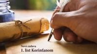 Nová zmluva - 1. list Korinťanom