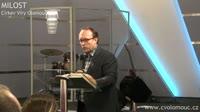 Smělost kázání evangelia - Martin Mazúch