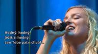 Ježiš si hodný | olivymusic 2015