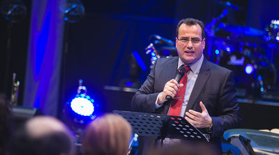 Kresťanská konferencia - József Nagy