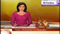 UpToFaith Dance in Bratislava, Slovakia on National Television seen by millions