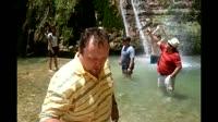 En Gedi - pod vodopádom